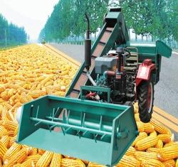 单筒玉米脱粒机